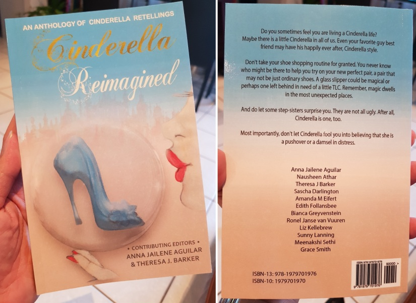 Cinderella Reimagined (front and back)